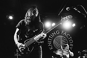 The Hounds Below perform at The Knitting Factory in Brooklyn, NY on 20 March 2014.