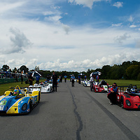 Pre Race Grid Round 11