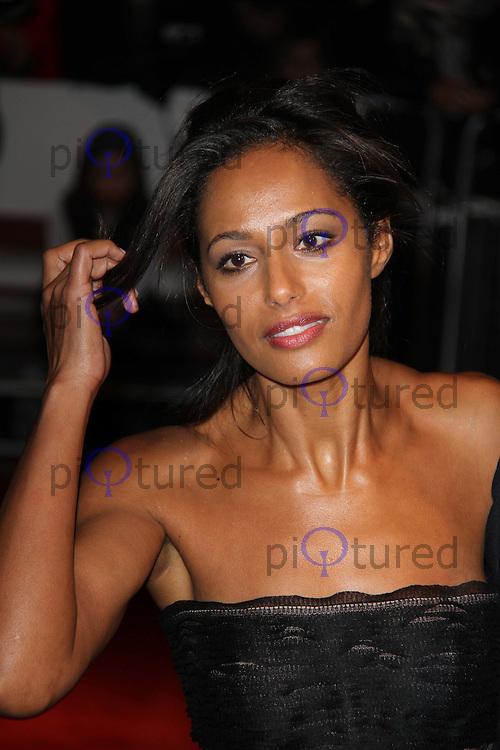 Rula Jebreal Miral Film On The Square Gala BFI London Film ...