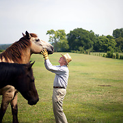 8/13/08 11:07:16 AM -- Seneca, Md., U.S.A..Austin Kiplinger photographed at his farm in Seneca, Md., on Wednesday, Aug. 13, 2008...Photo by Jay Westcott, Freelance.