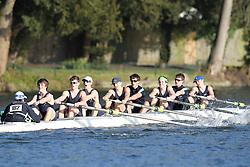 2012.02.25 Reading University Head 2012. The River Thames. Division 2. Eton College Boat Club B IM2 8+