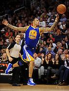 NBA: Golden State Warriors vs Phoenix Suns//20110210