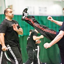 Eyal Yanilov takes Krav Maga Global Instructors Further Education & Training, day three