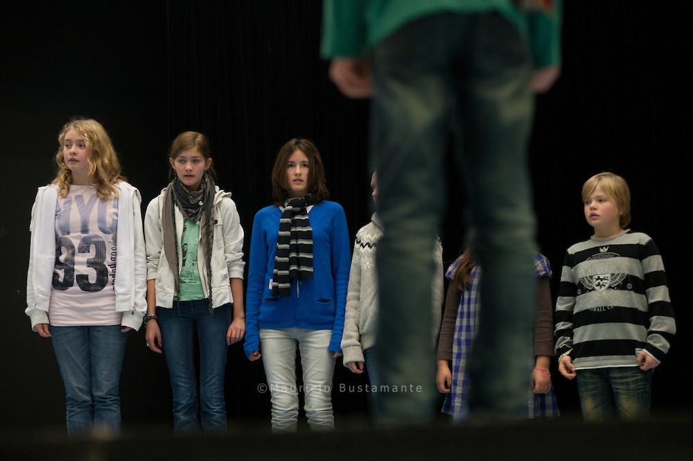 10 Jahre »Opera piccola«: Hamburger Schüler führen »Die Schneekönigin« auf