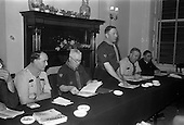 1963 - Scout leaders conference at the Shelbourne Hotel, Dublin