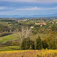 Tuscany Italy Stock Photography