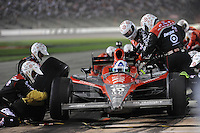 Dario Franchitti, Firestone 550K, Texas Motor Speedway, Fort Worth, TX USA,  6/5/2010