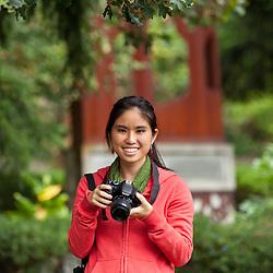 General photos around campus