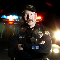 Officer Hughes, stolen vehicle recovery team, Bremerton Police Dept.