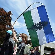 March Against Monsanto -Eugene Oregon