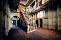 Abandoned brothel in Hot Springs, AR