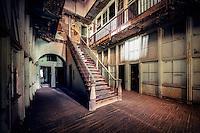 Abandoned brothel in Hot Springs, AR