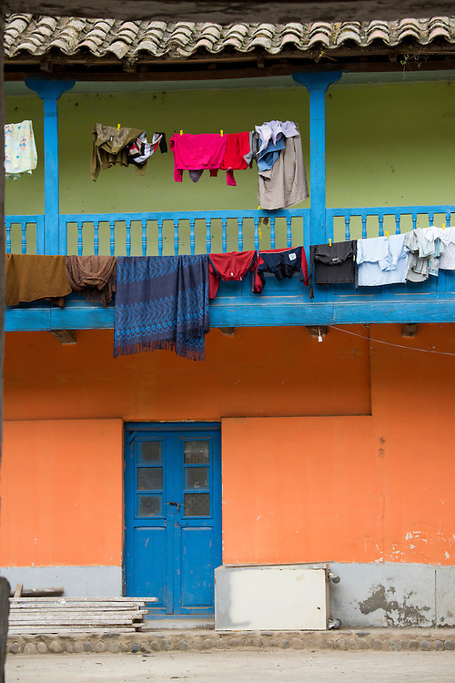 South America,PeruSouth America,Peru, Ajanaco, house in Ajanaco