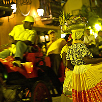 Horse Drawn Carriage Ride, a unique way to explore the city.Santo Domingo Square. Outdoor cafes and restaurants.