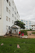 Apartments in Manuel Sanguily, Pinar del Rio Province, Cuba.