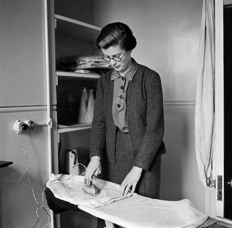 Lady Margaret Hall, London, 1935