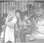 Hurricane , Jay Schellen, Kelly Hansen, Robert Sarzo, Tony Cavazo 1987