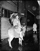 1960 - Maureen Potter and Donkey.  B276.