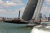 AC45 sailing in Auckland 20/1/2011