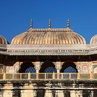Asia, India, Amer. Amber Palace.