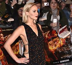 5 NOV The Hunger Games UK Premiere