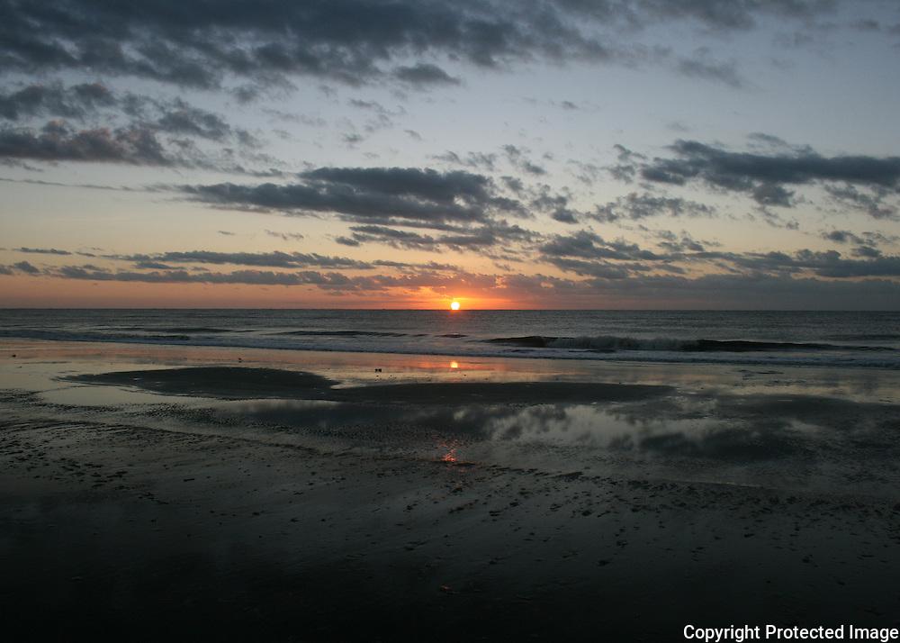 Jekyll morning sunrise