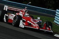 Scott Dixon, Camping World Indy Grand Prix at the Glen, Watkins Glen International, Watkins Glen, NY USA 6/7/08