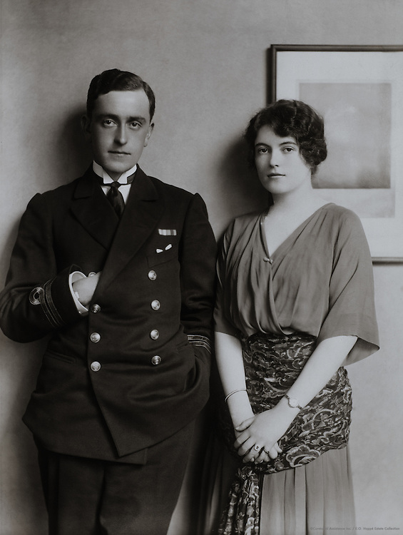 The Earl of Medina and His Countess (Formerly Countess Anastasia de Torby), England, UK, 1916
