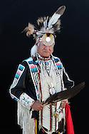 Jerry Yellowhawk,Lakota South Dakota,USA.(model release)