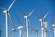 Windmills at Morongo Valley