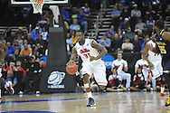 Ole Miss' Murphy Holloway (31) vs. La Salle in the Round of 32 of the NCAA Tournament at the Sprint Center in Kansas City, Mo. on Sunday, March 24, 2013.