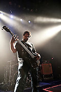 Intronaut performs at Gramercy Theater in New York on October 23, 2010