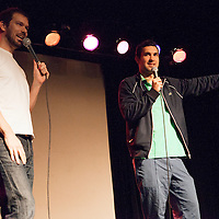 Matt Ruby, Mark Normand - Schtick or Treat 2012 - November 4, 2012 - Littlefield