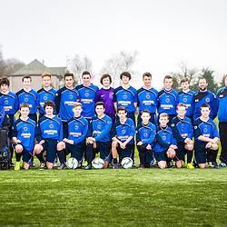 Steins Football Team, Nov 2014