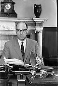 1963 - J.F. Kearney, Director and Secretary, Willwood Group of Companies