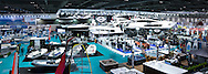 A general view of the London Boat Show 2016. <br /> Picture date: Friday January 8, 2016.<br /> Photograph by Christopher Ison &copy;<br /> 07544044177<br /> chris@christopherison.com<br /> www.christopherison.com