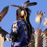 North American Indian days, Pow Wow, Browning, Montana,USA