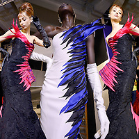 Backstage Collections Paris Couture Winter 15