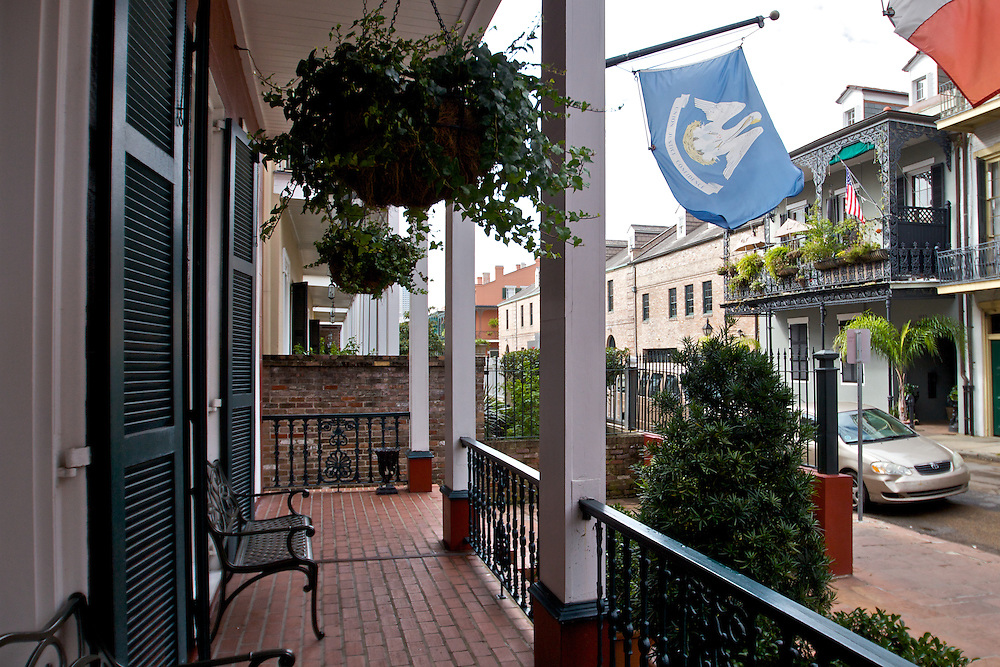 Le Richelieu Hotel, French Quarter, New Orleans, LA