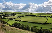Exmoor countryside near Lynton