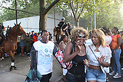 Atmosphere at The Martin Luther King Concert Series featuring Lyfe Jennings and Keyshia Cole held at Wingate High School on July 13, 2009 in Brooklyn, NY