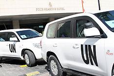 AUG 30 2013 UN investigation team
