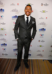 BEVERLY HILLS, CA - FEBRUARY 24: Allen Maldonado attends The National Hispanic Media Coalition's 20th Annual Impact Awards Gala at the Beverly Wilshire Four Seasons Hotel on February 24, 2017. Byline, credit, TV usage, web usage or linkback must read SILVEXPHOTO.COM. Failure to byline correctly will incur double the agreed fee. Tel: +1 714 504 6870.