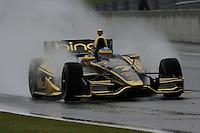 Sebastian Bourdais, Honda Indy Grand Prix of Alabama, Barber Motorsports Park, Birmingham, AL 04/01/12