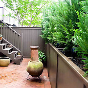 Small traditional Garden in Park Slope