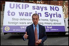 AUG 29 2013 UKIP oppose intervention in Syria