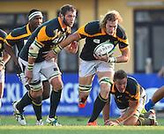 06 June South Africa v Samoa in Parma