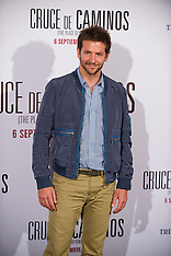 SEP 04 2013 Bradley Cooper in Madrid