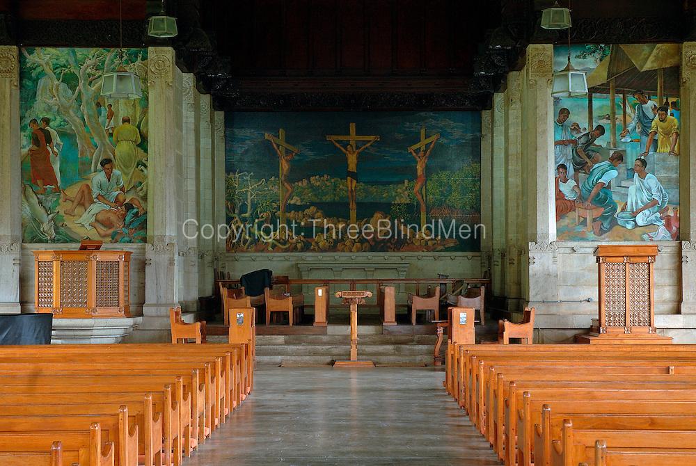 Trinity College Chapel.