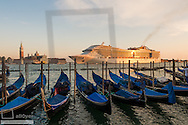 MSC Fantasia, Cruise Ship, Venedig, Venice, Venetia, Italy